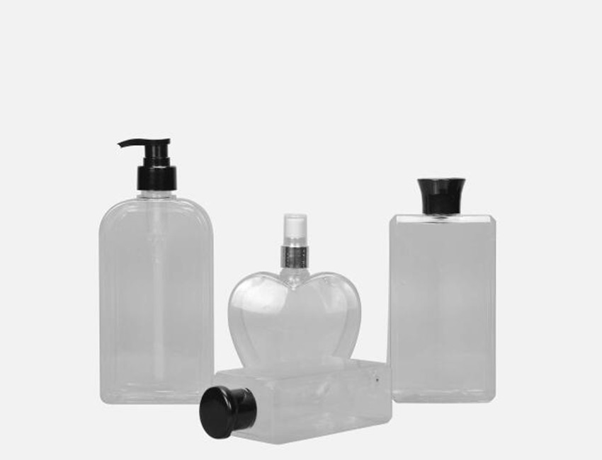 Plastic Sanitizer Plastic Bottles