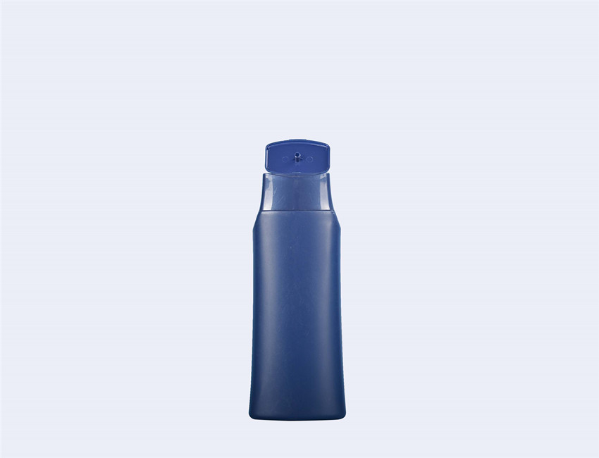Shampoo Bottle with Flip Cap