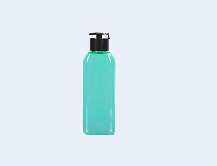 Blue Sanitizer PET Bottles