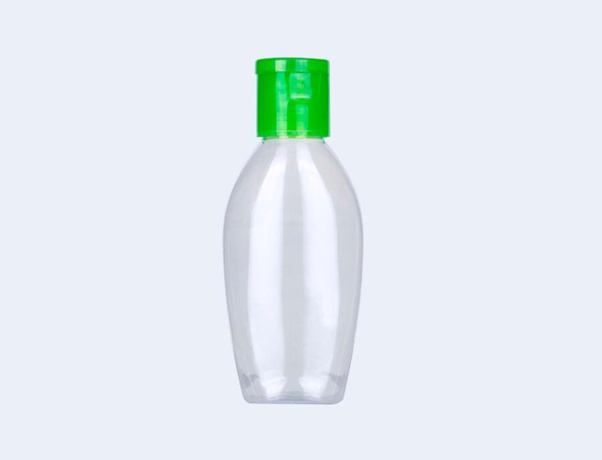 Mini Hand Sanitizer PET Bottles