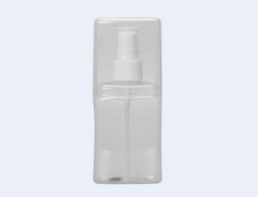 Square PET Bottle for Sanitizer