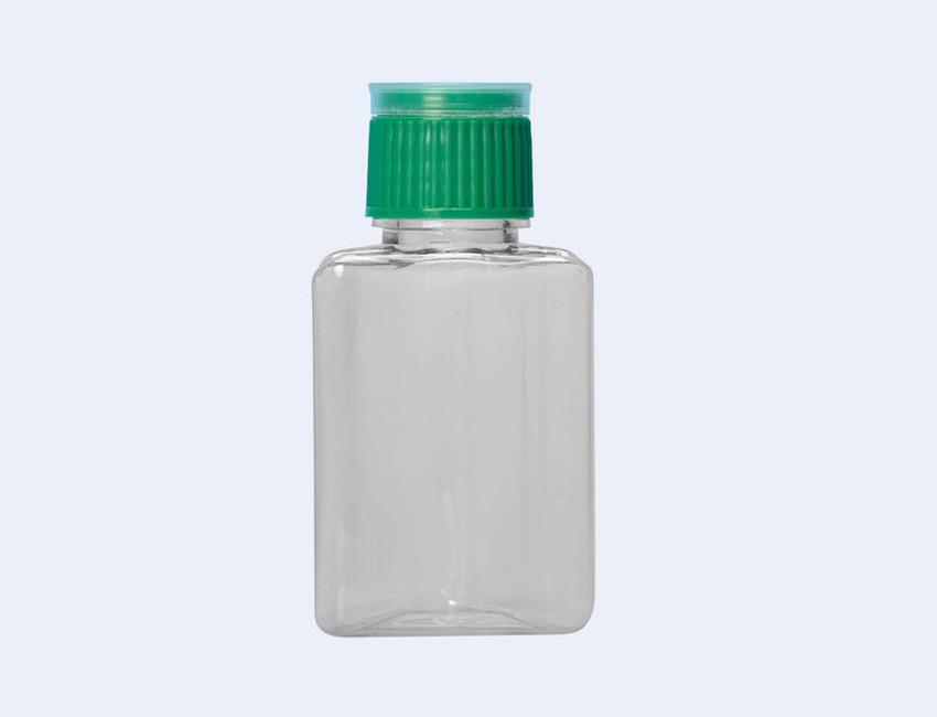 Plastic Square Bottle
