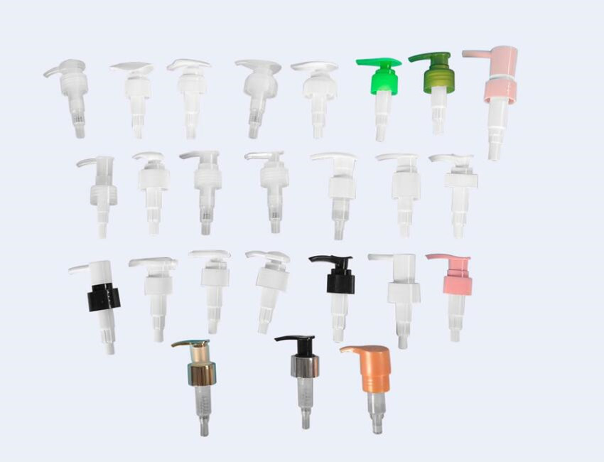 Shower Gel Lotion Pump Bottles