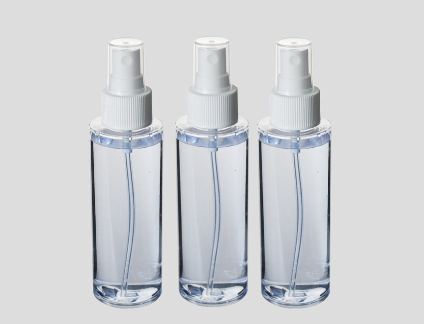 PET Spray Bottles for Acohol