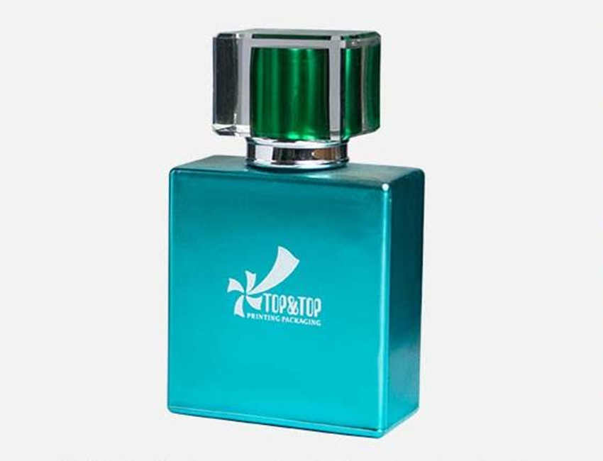 Blue Glass Perfume Bottle Wholesale