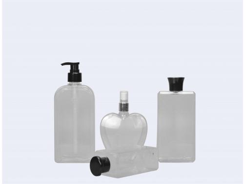 Plastic Lotion Pump Bottle