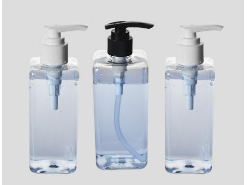 Hand Washing PET Bottle Clear